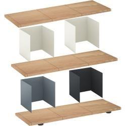 Photo of Oak shelves