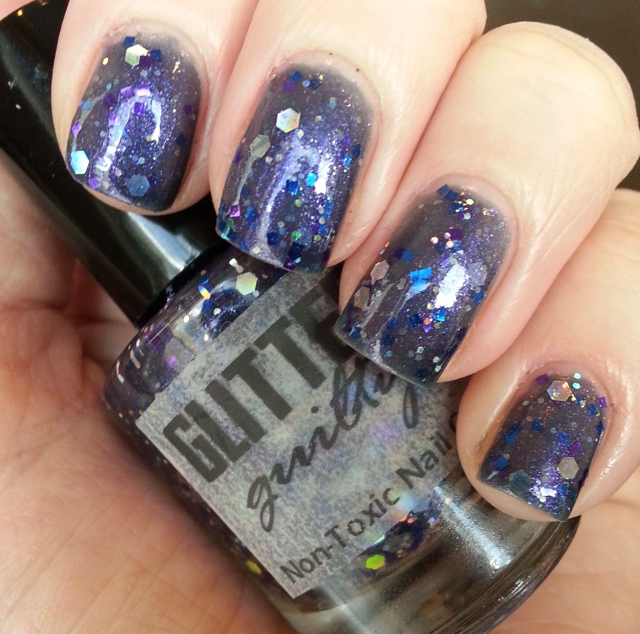 Dark Like Tinted Glass   Hair/Make up/Nails   Pinterest   Purple ...