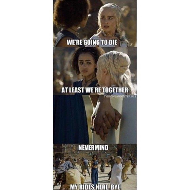 Everyone go follow @the_seventh_kingdom, they post amazing GoT memes #gameofthrones#gameofthronesfamily#asoiaf#asongoficeandfire#daenerystargaryen#khaleesi#missandei#emiliaclarke#nathalieemmanuel#daznakspit#drogon#tv#follow