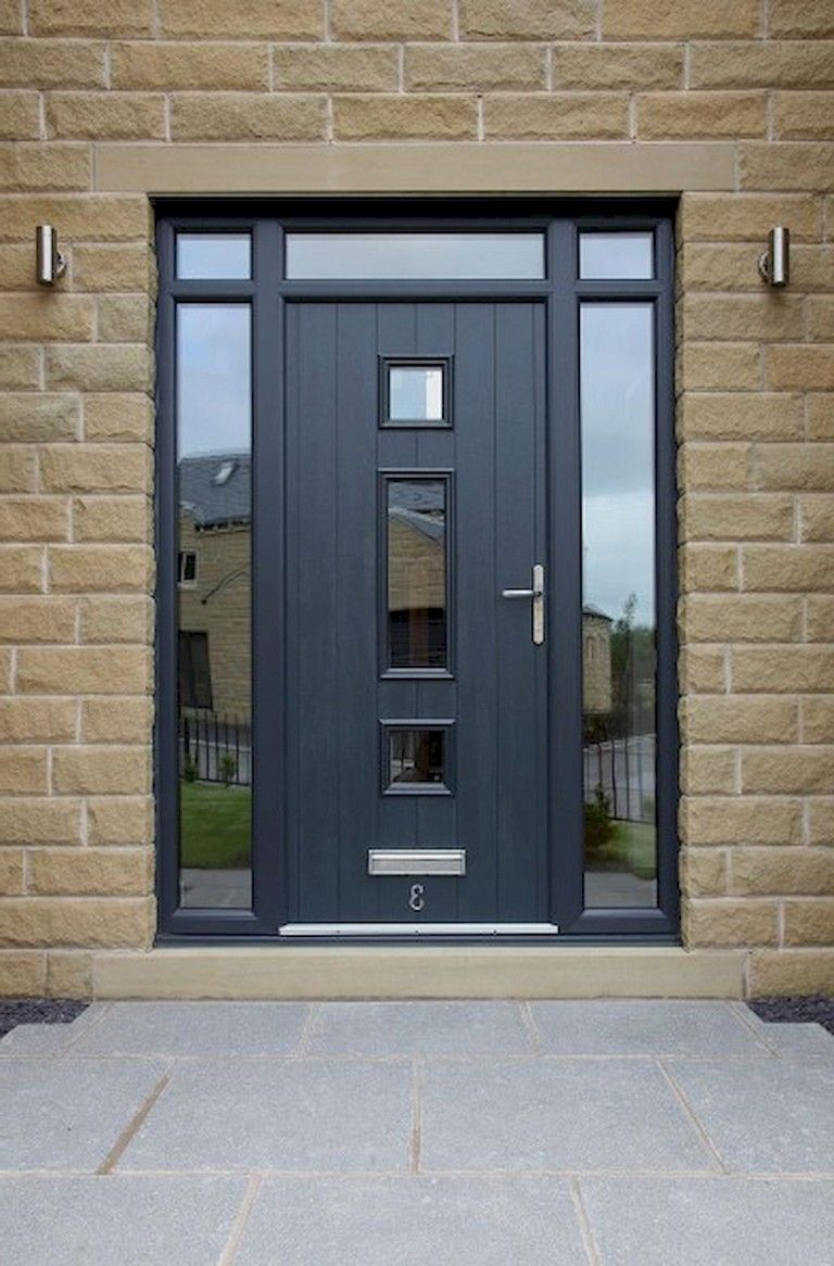 75 Inspiring Front Entry Doors Design Ideas Contemporary Front