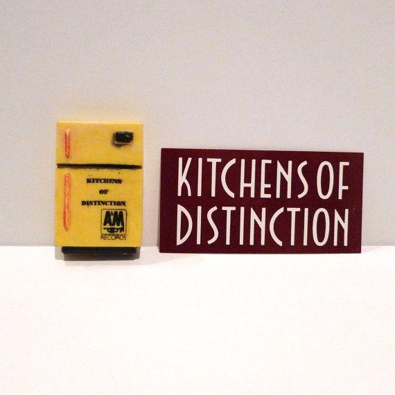Kitchens of Distinction Band Vintage 90's A