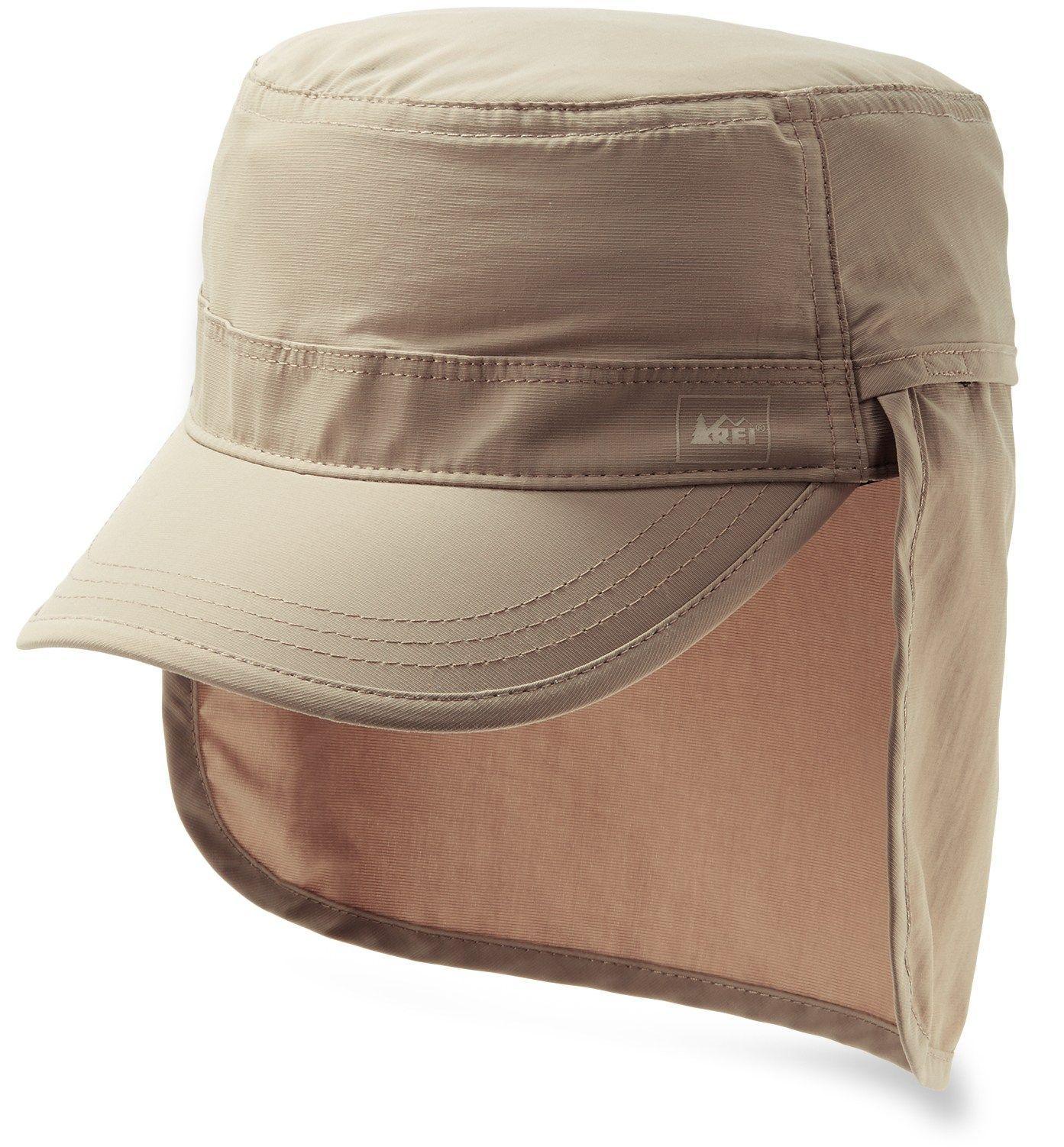 7dc7a29faf7 Rei Unisex Sahara Cadet Cape Hat