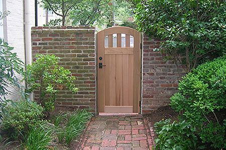 Sederra Clear Western Red Cedar Gates For Garden And Driveway Entrances Garden Gate Design Wooden Garden Gate Fence Gate Design