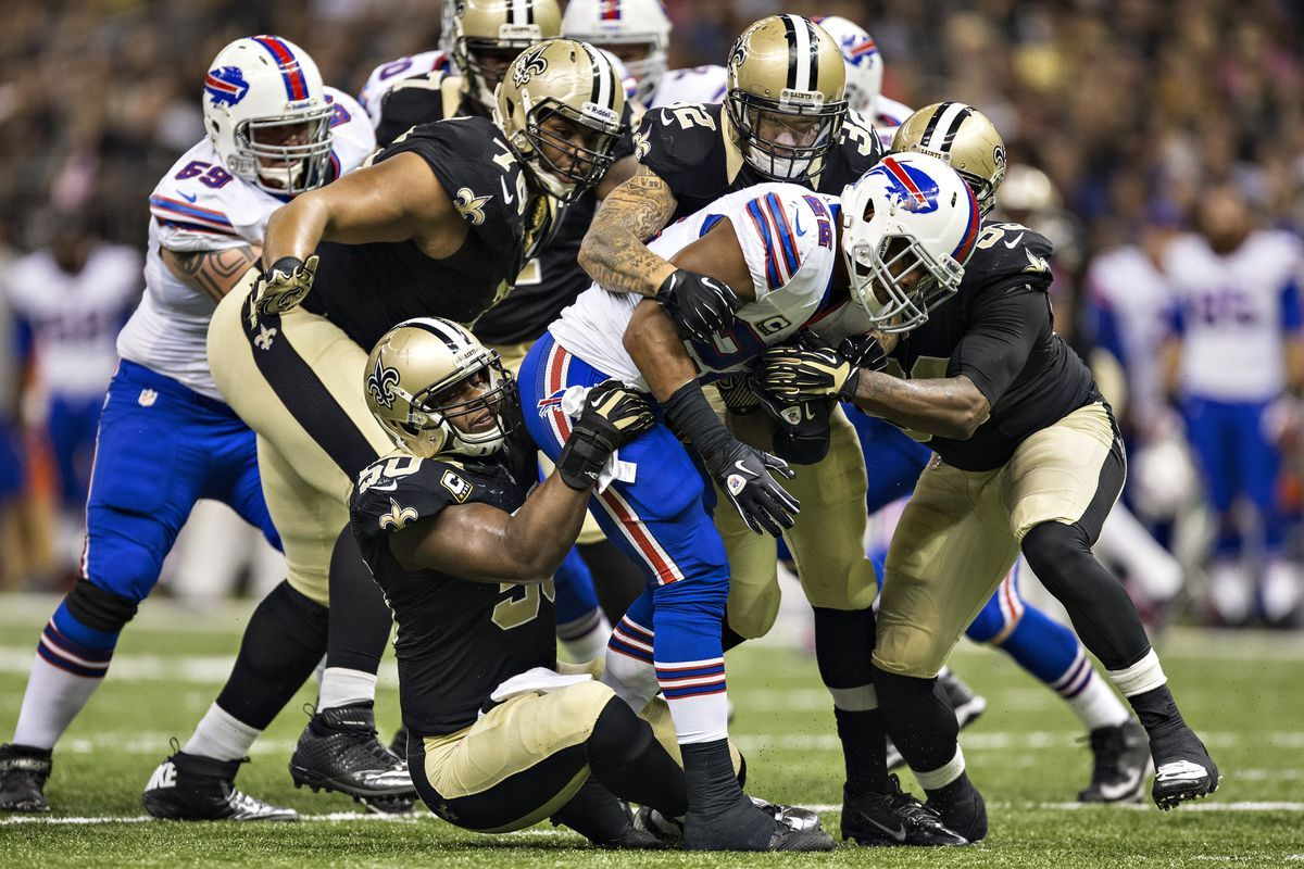 IDP Predraft Program New Orleans Saints IDP Football