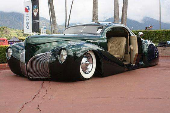1941 Lincoln Zepher Custom   Hot rods classic cars   Cars, Bmw