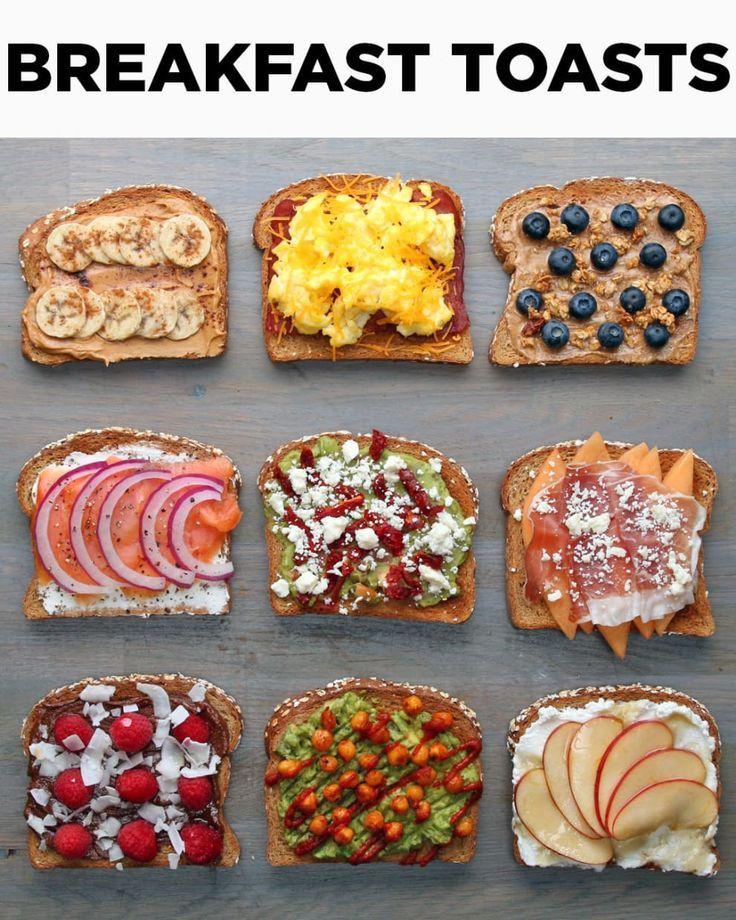 Liebe Toast am Morgen? Mit diesen 9 leckeren Frühstückstoasts können Sie ... | #diesen #Frühstückstoasts #können #leckeren #Liebe #mit #Morgen #Sie #Toast