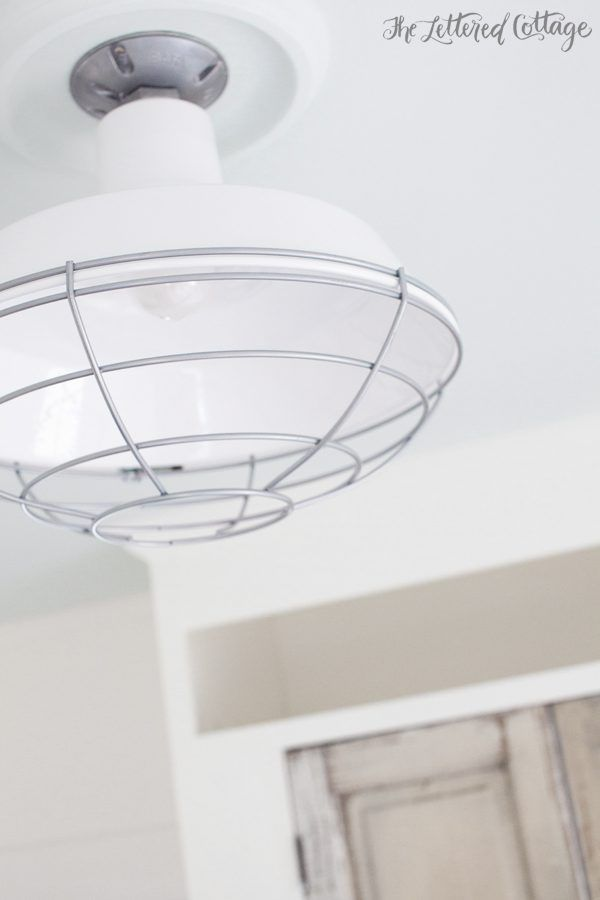 Bungalow Barn Update: Barn Light Electric Lighting | Lighting ...