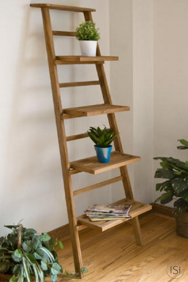Plant Ladder Plant Stand Gardener 39 S Supply Plant Stand Indoor Indoor Plant Shelves Plant Ladder