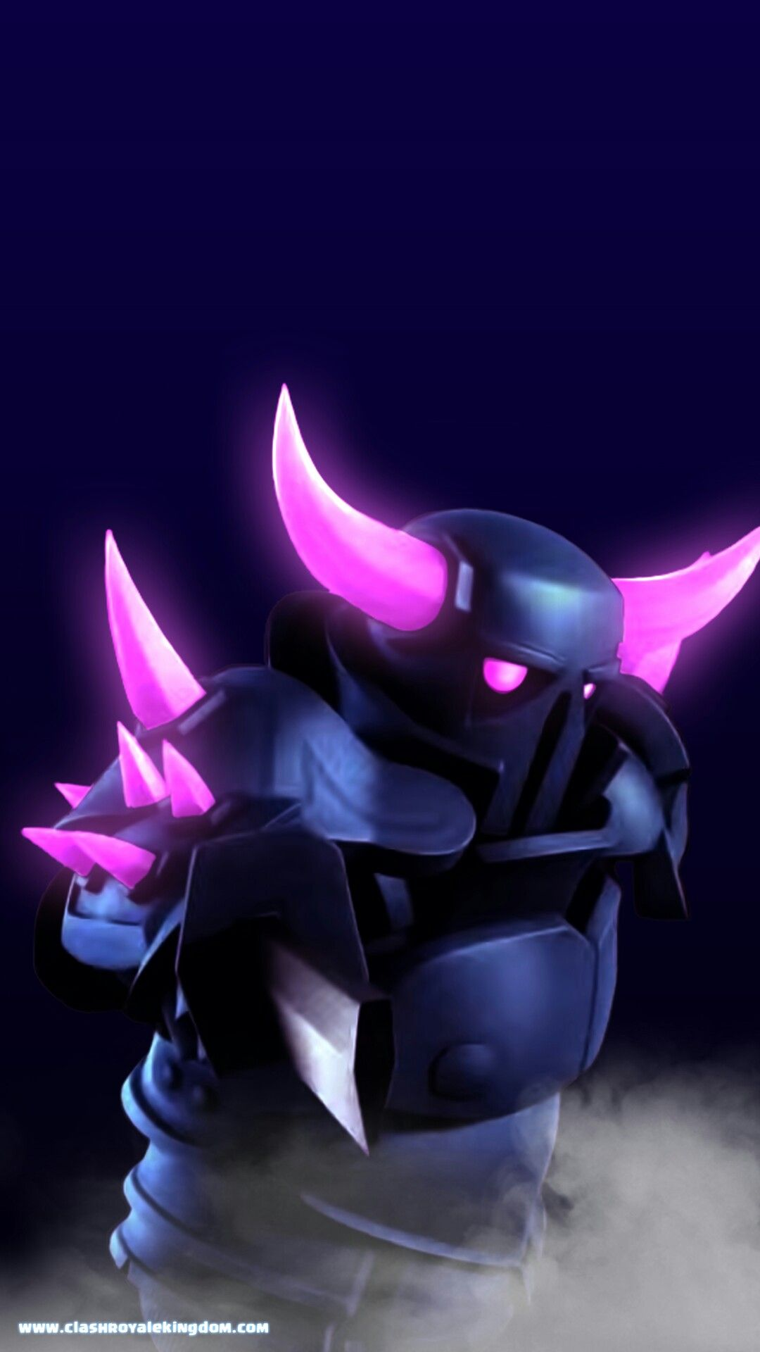 Pekka Pose Supercell Hd Wallpaper Clash Royale Clash Of Clans