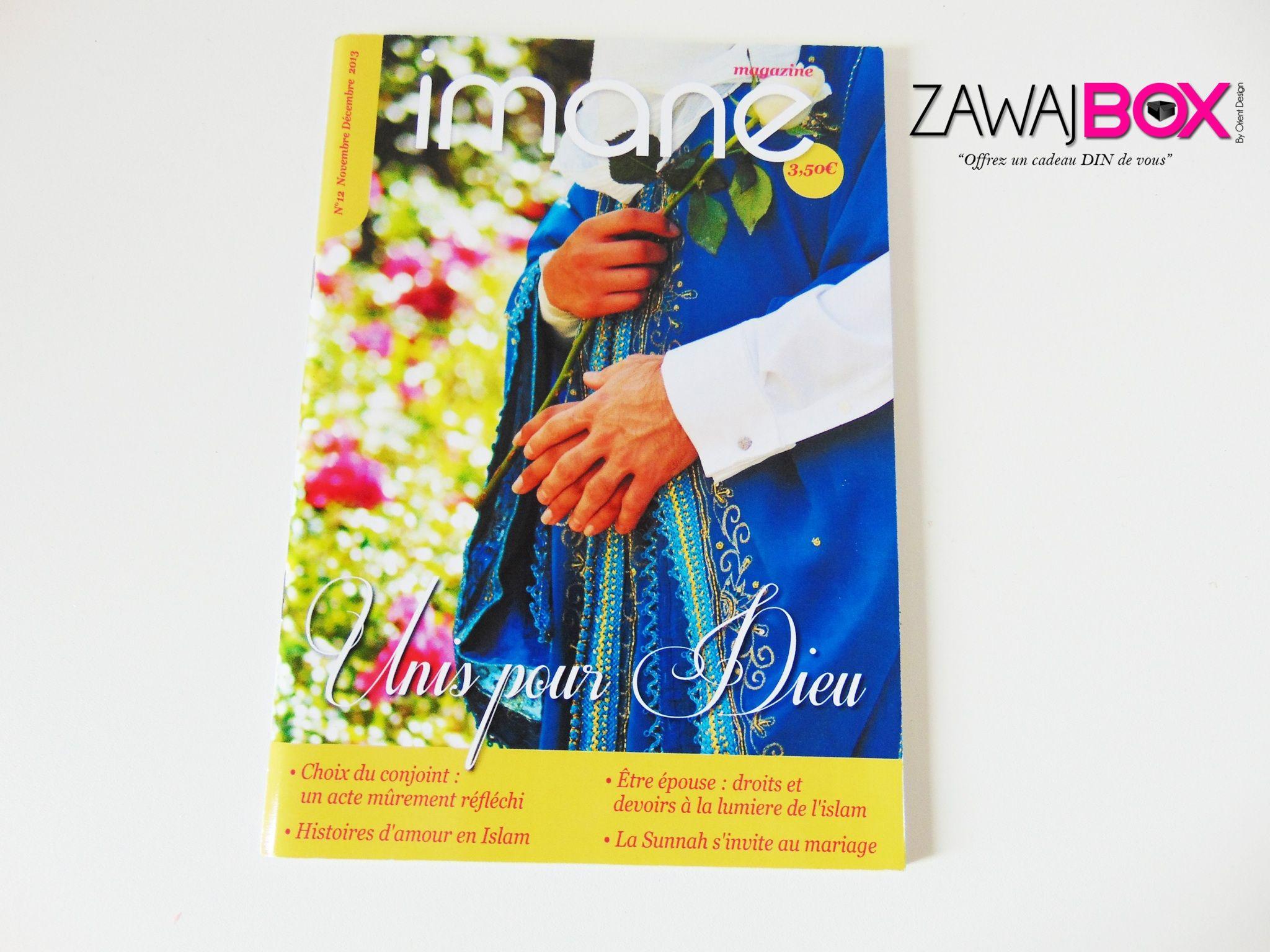 "Imane magazine ""Aimer en Dieu"""