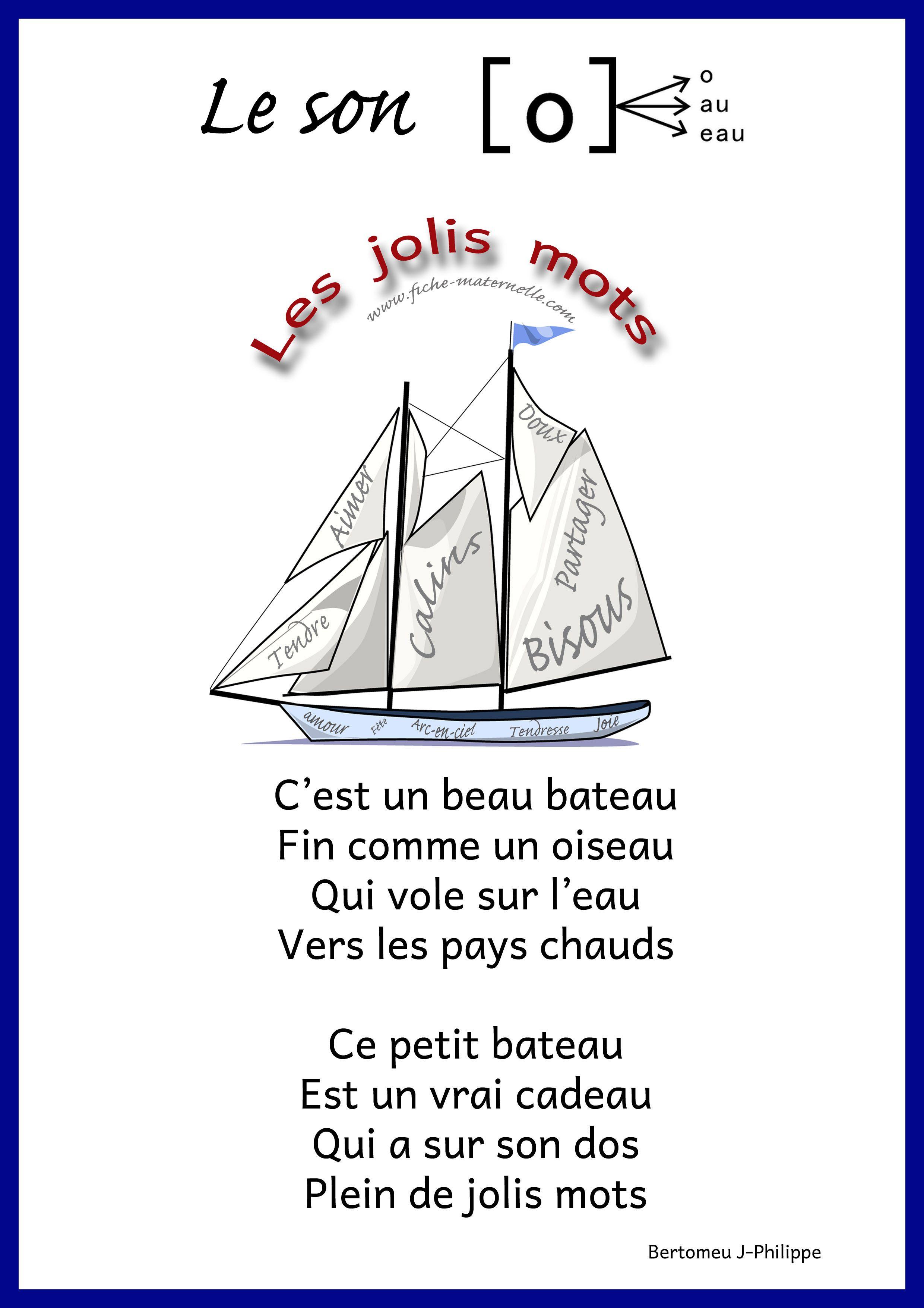 Les sons la maternelle fle sons phon tique et orthographe pinterest sons french - Rime en u ...