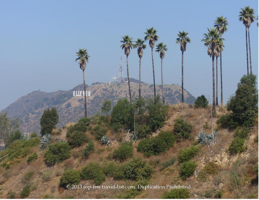 The Griffith Park Observatory Hiking Trails Offer Best Views Of Hollywood Sign