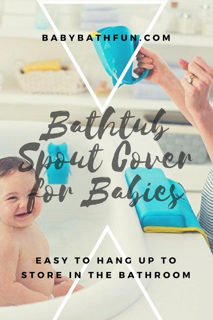 Bathtub Spout Cover for Babies - Blue | Baby bath seat, Bath seats ...