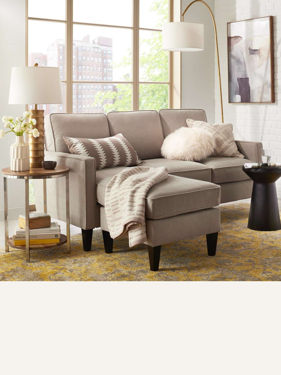 Sectional Sofas Sofas Sectionals Target Living Room
