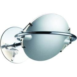 Photo of FontanaArte Nobi wall lamp, nickel-plated, small version, depth 780 mm Fontana Arte