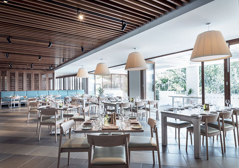 Cucina Vivo Jupiters Casino Broadbeach Design By Luchetti