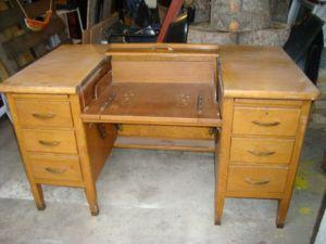 Enjoyable Antique Secretary Typewriter Desk Calgary Furniture For Download Free Architecture Designs Embacsunscenecom