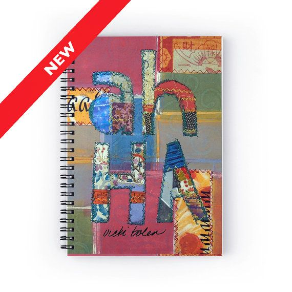 Ah Hah Spiral Notebook Small Spiral Journal Graph Paper Notebook