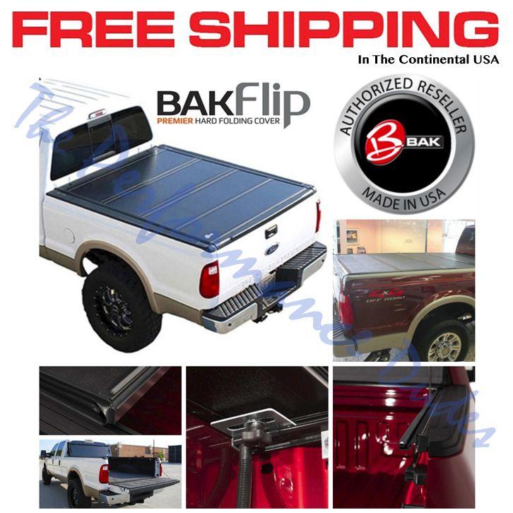 Bakflip G2 Hard Folding Tonneau 2008 2016 F 250 F 350 F 450 8 Bed Bak 226311 2016 Ford F 250 F250 Ford Super Duty Trucks