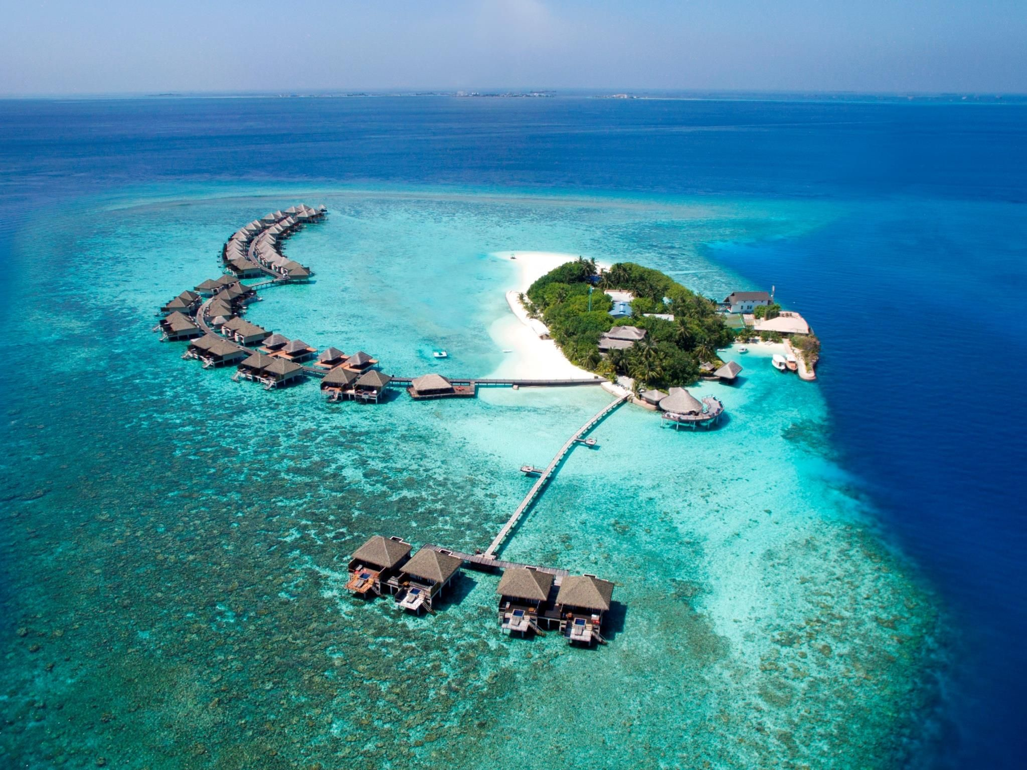 Maldives Islands Adaaran Prestige Vadoo Resort Maldives