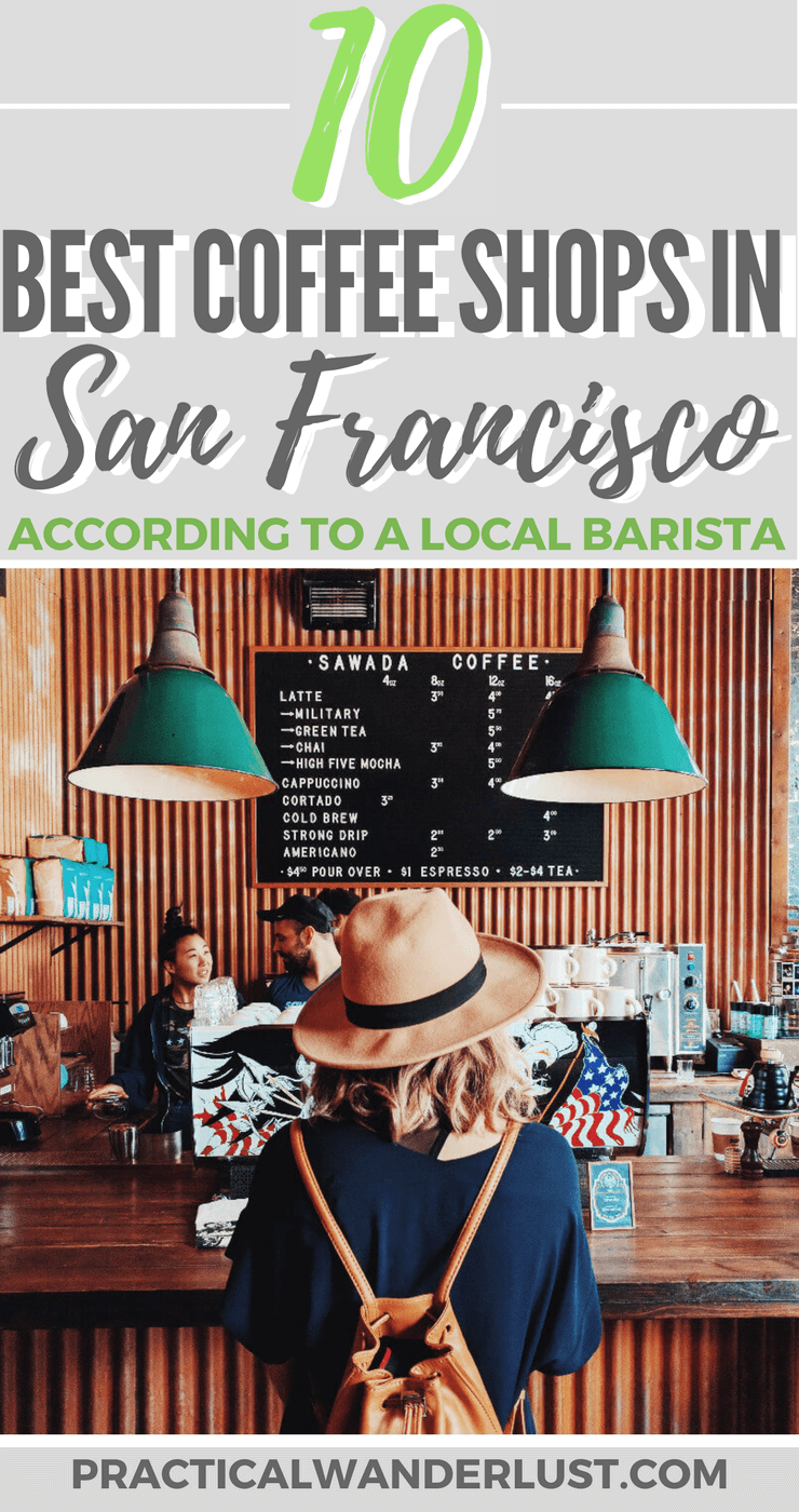 San Francisco Map Store%0A The    Best Coffee Shops in San Francisco  A Local Barista u    s Guide