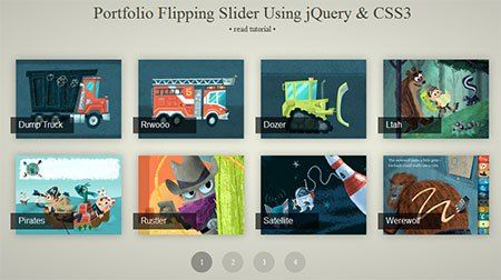 jQuery Animated Filter gallery « Web css jquery   Website Plugins