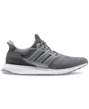 cd1554d31 adidas Men s Ultra Boost Running Sneakers from Finish Line - Gray 13 ...