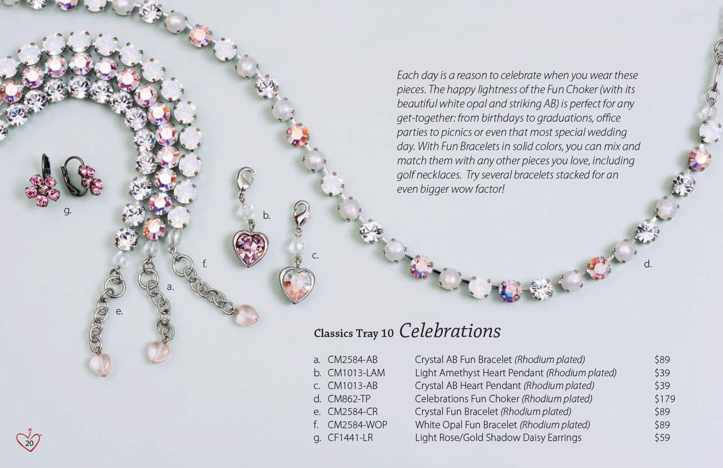Sabika look necklace - Sabika Classics Collection Tray 10 Celebrations One Of My Favorites