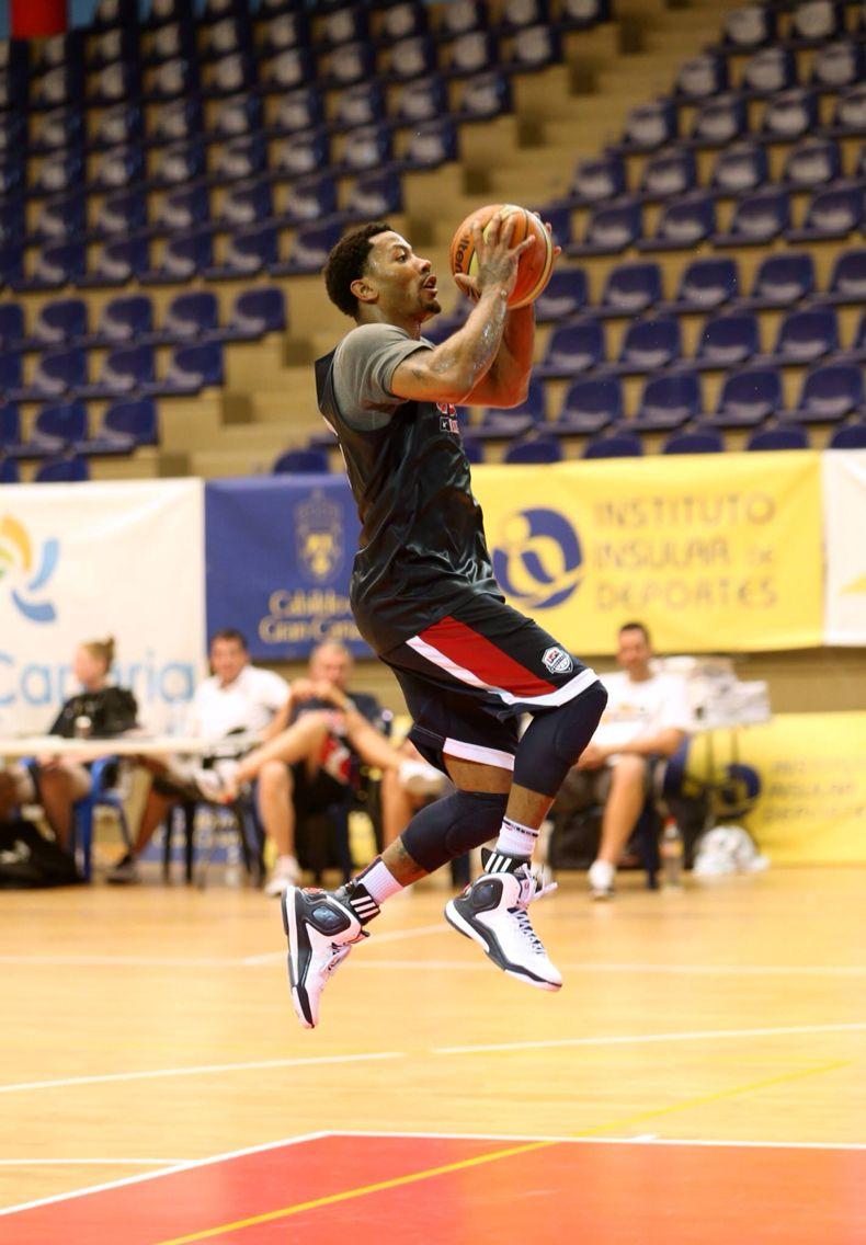 Derrick Rose 2014 USA Basketball Team Derrick rose