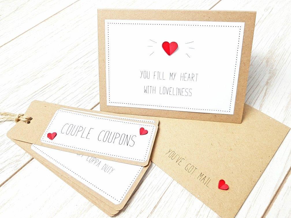 Valentine Card glitter German Shepherd NWT