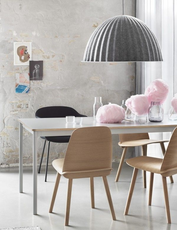 Superbe Create The Perfect Base For A Modern Dining Area. Muuto Base Table Is  Simple And Elegant Way To Give Your Dining Area A Nordic Twist.
