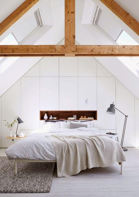 dachschr gen gestalten mit diesen 6 tipps richtet ihr euer schlafzimmer perfekt ein attic. Black Bedroom Furniture Sets. Home Design Ideas