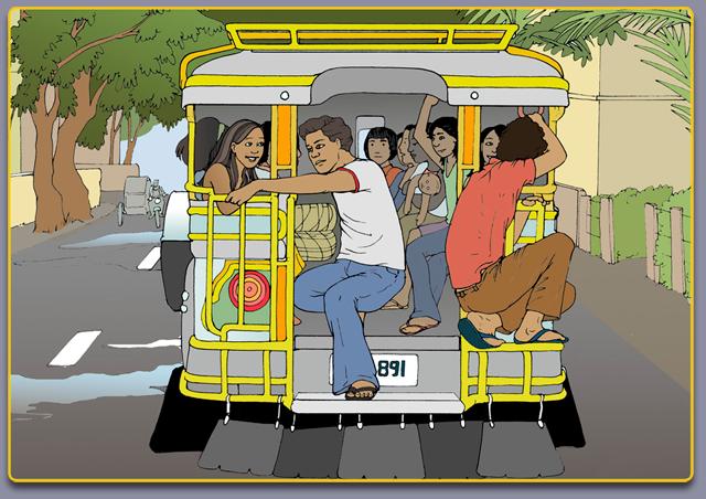 Jeepney Cartoon Style Jeepney Pinterest American Story