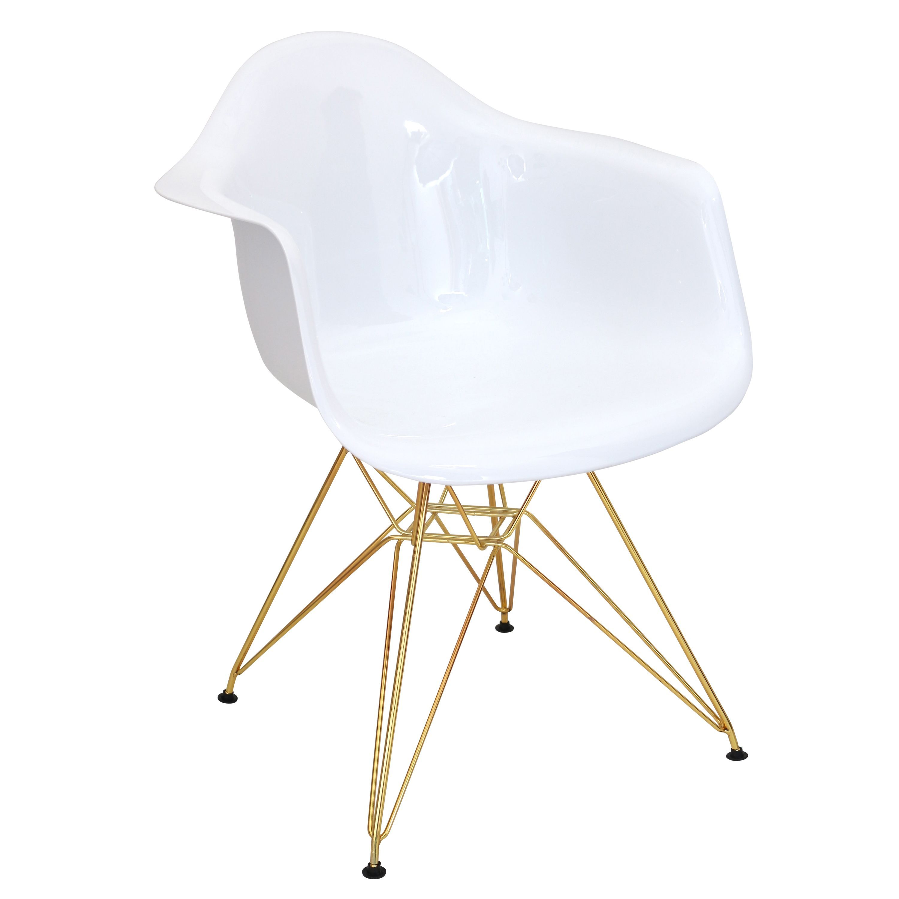 LumiSource Contemporary Neo Flair Chair Modern dining
