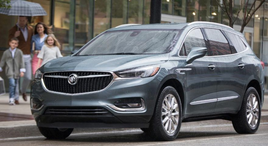 2020 Buick Enclave Overview Buick Enclave Luxury Suv Nissan Pathfinder