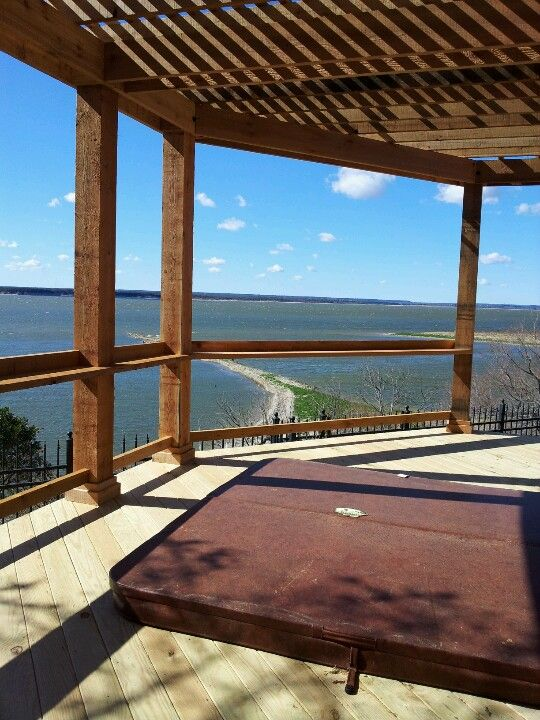 Beautiful deck by Wester Roofing