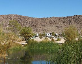 Joshua Tree Lake Rv Campground Is Located At The Southern Edge Of The Mojave Desert Offering Panoramic Views Of The North Face Joshua Tree National Park National Parks Rv Campgrounds
