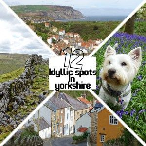 Here's 12 Idyllic Spots in Yorkshire you have to seek out while you are there! Ultimate British Road Trip