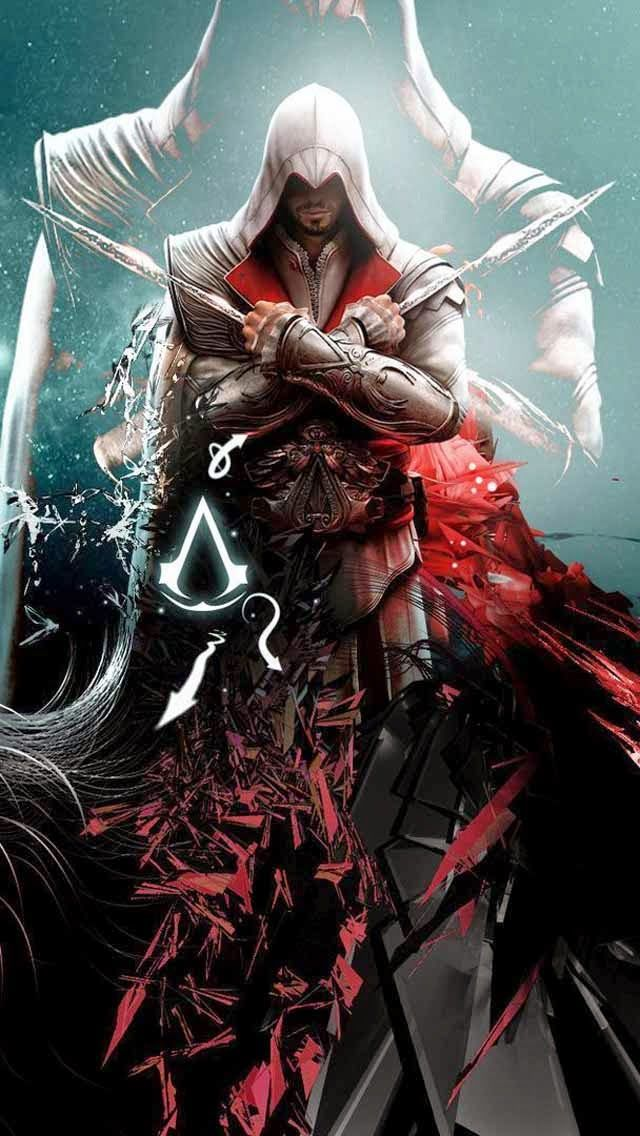 Ezio Assassins Creed Amazing And Majestic Nothing