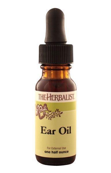 Herbal Ear Oil 1/2 oz. | Ear oil, Herbalism, Oils