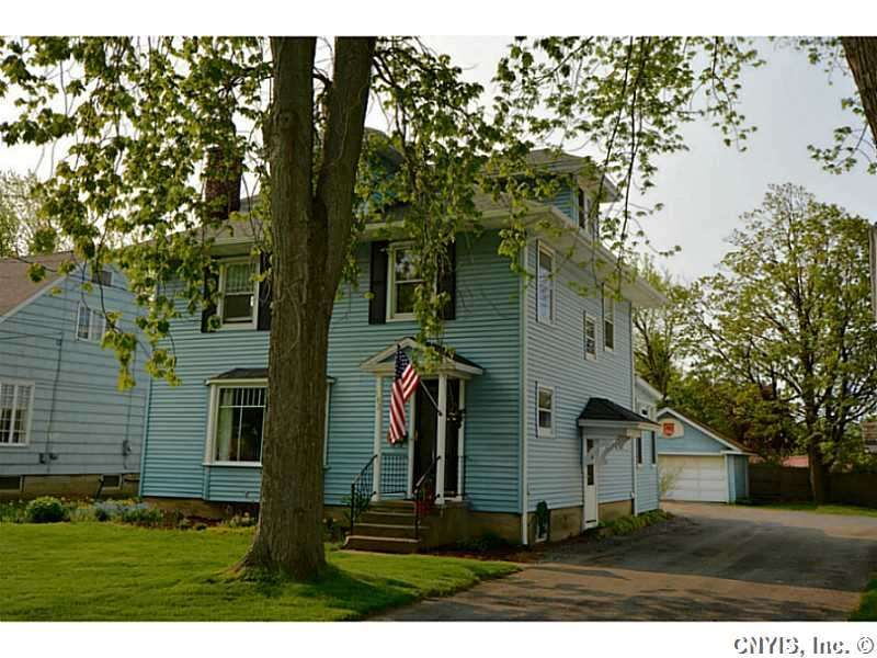 Colonial watertowncity ny this lovely home on one of
