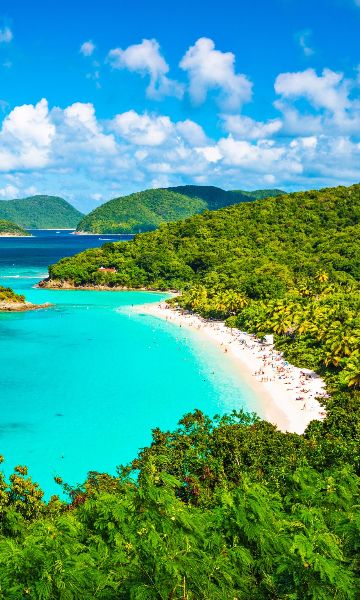 The 8 Most Beautiful National Park Beaches In The U S National