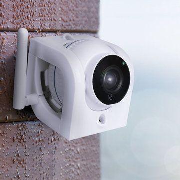 Digoo DG-W02f Cloud Storage 3 6mm Lens 720P Waterproof Outdoor WIFI