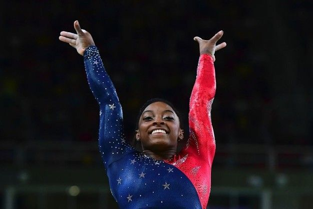 Apart from the Final Five completely blowing everyone's minds, there was one thing people couldn't stop talking about: the inimitable Simone Biles. | Literally Just 20 Hilariously Perfect Tweets About Simone Biles