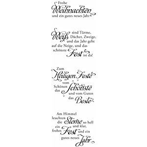 clear stamp set stempel gummi karten kunst weise worte zu. Black Bedroom Furniture Sets. Home Design Ideas