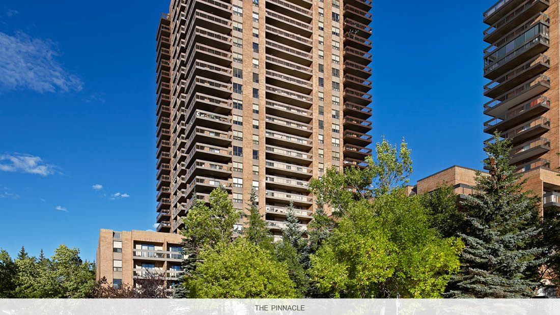 If Youu0027re Looking For A Home With Distinction   Youu0027ll Find It At The  Pinnacle. A Prestigious Addres Keywords: Calgary High Rise Apartment The  Pinnacle