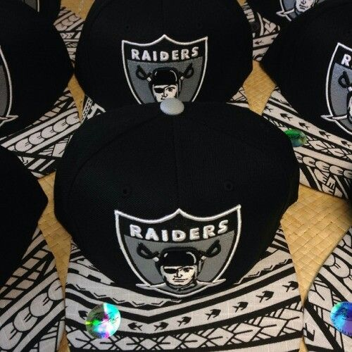 3dbdae1f Raiders tribal hat | MY TOUCH OF POLYNESIA:) | Raider nation, Raiders