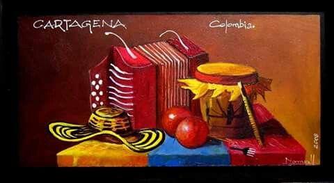 SHAKIRA MORELOS: Shakira (Colombia Tierra Querida) By Benito