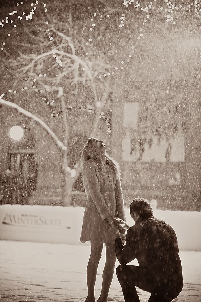 Please, have a hidden photographer when you propose to me....whoever you are. Because this is beyond perfect.