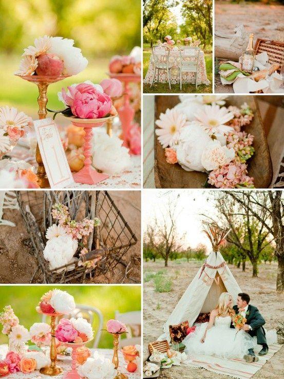 Summer Wedding Reception Ideas On Pinterest Planning A Wedding Reception Rob Nicole Wedding Idea Wedding Reception Planning Pretty Wedding Wedding Themes